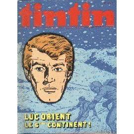 Journal Tintin 39