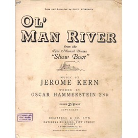OL'MAN RIVER / SHOW BOAT