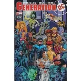 Generation Dc 1 A 6 La Collection Complete Soit Les Numeros 1, 2, 3, 4, 5 Et 6