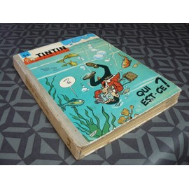 Tintin. Le Journal Des Jeunes De 7 � 77 Ans N�54