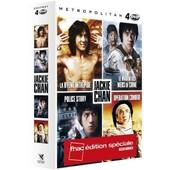 Coffret 4 Films - Sp�ciale Fnac - La Hyene Intr�pide + Le Marin Des Mers De Chine + Police Story + Operation Condor de Jackie Chan