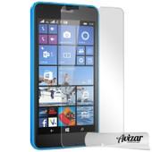 Film Verre Tremp� Nokia / Microsoft Lumia 640 - Protection Ecran + Chiffonnette Avizar