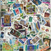Collection De Timbres Tous Pays Oblit�r�s Diff�rents - 500 Timbres Diff�rents