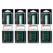 QUMOX 8 Go (4x 2Go) DDR2 667 PC2-5400 PC2-5300 (240 broches) DIMM CL11 pour ordinateur de bureau
