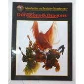 Advanced Dungeons & Dragions Introduction Au Bestiaire Monstrueux de bruce nesmith