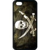 Coque Apple Iphone 5c Drapeau De Pirate
