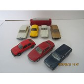 Ho Lot Voitures Wiking 1/87�