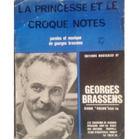 La princesse et le croque-notes
