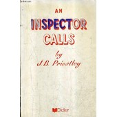 An Inspector Calls A Play In Three Acts - Collection The Rainbow Library N�41. de J.B. PRIESTLEY