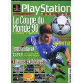 Playstation Magazine - N�19 - Avril 1998 - La Coupe Du Monde 98 - Votre Billet Playstation - Le Jeu De La Coupe Du Monde 98! Le Mondial Commence Deja Sur Playstation, Nous Vous L'annoncions ... de COLLECTIF