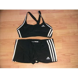 Shorties Et Brassi�re Taille 40 Adidas