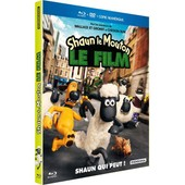Shaun Le Mouton, Le Film - Combo Blu-Ray+ Dvd + Copie Digitale de Mark Burton