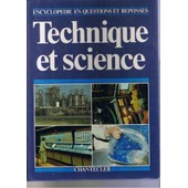 Technique Et Science de E. De Vocht