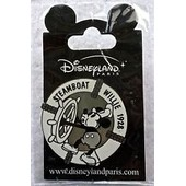 Pins Disney Mickey Mouse Steamboat Willie 1928 Disneyland Paris Pins Trading