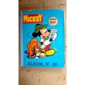 Le Journal De Mickey - Album N� 58 de walt disney
