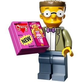 Mini Figurine Waylon Smithers - Lego Minifigures 71009 Les Simpsons S�rie 2