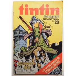 Tintin Pocket Selection 23