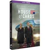 House Of Cards - Saison 3 - Dvd + Copie Digitale de John David Coles