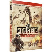 Monsters : Dark Continent - Blu-Ray de Tom Green