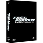 Fast And Furious - L'int�grale 7 Films de Rob Cohen