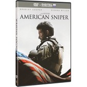 American Sniper - Dvd + Copie Digitale de Clint Eastwood