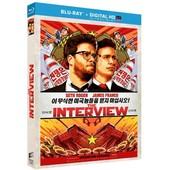 The Interview - �dition Libertaire (Version Non Censur�e) - Blu-Ray de Evan Goldberg