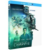 Chappie - Blu-Ray+ Copie Digitale de Neill Blomkamp