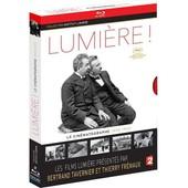 Lumi�re ! Le Cin�matographe 1895-1905 - �dition Prestige - Blu-Ray