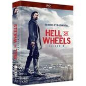Hell On Wheels - Saison 4 - Blu-Ray