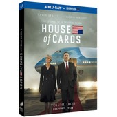 House Of Cards - Saison 3 - Blu-Ray+ Copie Digitale de John David Coles