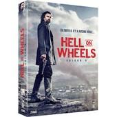 Hell On Wheels - Saison 4