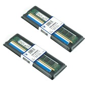Kingston 8Go (2x 4Go ) DDR3 1333 PC3-10600 (240 broches) KVR13N9S8/4 DIMM