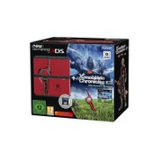 Console New Nintendo 3ds - Noir + Coque Xenoblade Chronicles Pour New Nintendo 3ds + Xenoblade Chronicles 3d