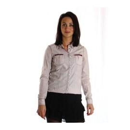 Chemisier Only Oxygen Ls Shirt Rose