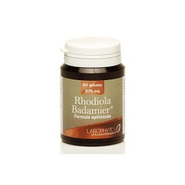 Compl�ment Alimentaire Rhodiola/Badamier (60 G�lules) - Labophyto