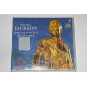 Michael Jackson - History Greatest Hits - Rare Vcd Officiel Import Inde