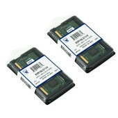 Kingston 8Go (2x 4Go) DDR3 1600MHz PC3-12800 (204 PIN) SO-DIMM (204 broches) SO DIMM KVR16LS11/4 m�moire 1.35v