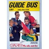 Carnet Horaires Des Bus Ctb Besan�on 1987 Avec Publicit� Renault .V.I.