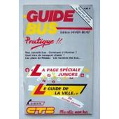 Carnet Horaires Des Bus Ctb Besan�on 1986 Avec Publicit� Renault .V.I.