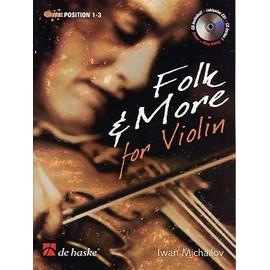 IwanMichailovFolk & More for Violin + CD