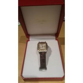 Cartier Panthère or et acier - Montre pour homme - année 1995