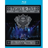 Heaven & Hell: Radio City Music Hall Live (Eagle Vision/ Blu-Ray)
