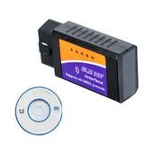 Mp Power Bluetooth V1.5 Obdii Elm327 Auto Voiture Diagnostique Scanner Pour Bmw , Seat, Mini , Jaguar , Benz, Vw, Chryslter , Dodge, Acura, Chery, Alto(09), Suzuki, Honda, Toyota , Mazda, Nissan