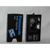 Panasonic PlayPak PV-P1 adaptateur VHS-C
