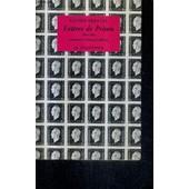 Lettres De Prison 1945 - 1952 Adressees A Roland Cailleux. de lucien rebatet