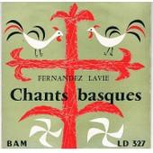 Chansons Basques Et Espagnoles (Voir Titres Sur Ma 2eme Photo) - Fernand Fernandez Lavie (Tenor)
