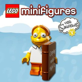 Lego Minifigures 71009 The Simpsons S�rie 2 - Martin Prince