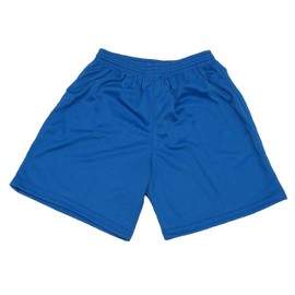 Short De Football Tremblay Poly Roy Uni Short Foot Bleu 22036