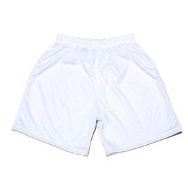 Short De Football Tremblay Poly Blc Uni Short Foot Blanc 22034