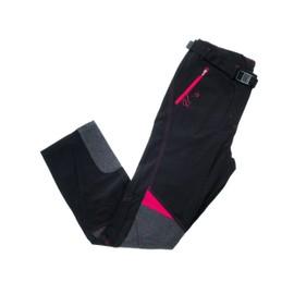 Pantalon Trekking Randonn�e U-Topik Atis Noir Pant Rando L Noir 55759